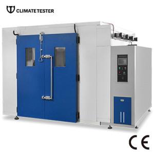 Проходная испытательная камера для измерения влажности