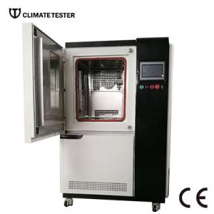 ثابت المناخية غرفة الاختبار مع نظام التحكم الجيد