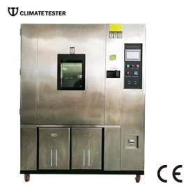 درجة الحرارة والرطوبة غرفة الاختبار للحزم اختبار