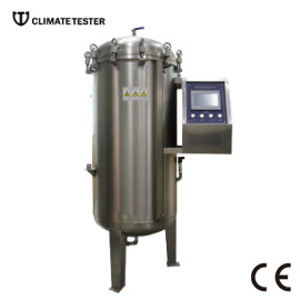 High Pressure Water Immersion Test Chamber