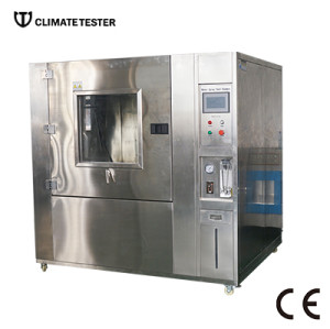 IPX9K Pressure Water Spray Test Chamber