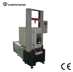 Universal Tensile Test Machine With Temperature Chamber