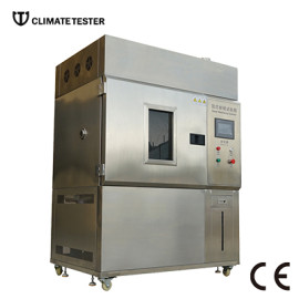 Uji Pelapukan Xenon Lamp Chamber For Climatic Aging Test