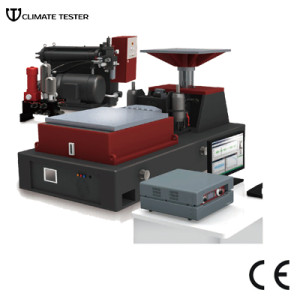 Electro-Hydraulic Servo Vibration Test Machine