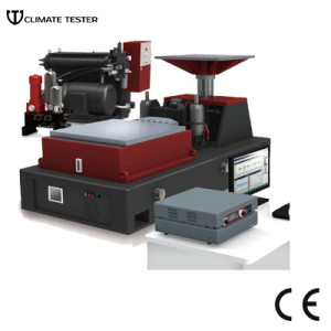 Electro-Hydraulic Servo Vibration Test Machine