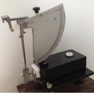Rubber Rebound Resilience Tester