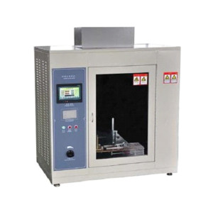 PLC Gloss Wire Tester china Rubber and Plastic Testing manufacturer huda