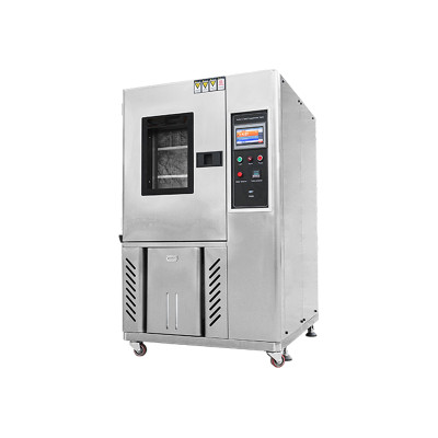 Programmable constant temperature and humidity testing machine