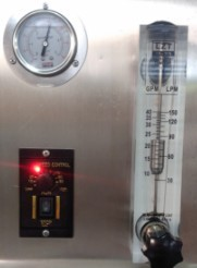 Environmental IPX5 IPX6 water shower test chamber