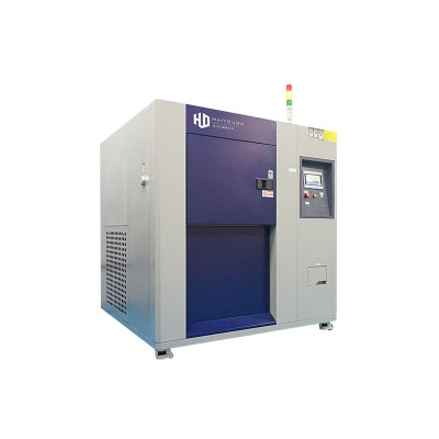 Three Zones Thermal Shock Test Chamber 丨 High-Low Temperature Test Equipment