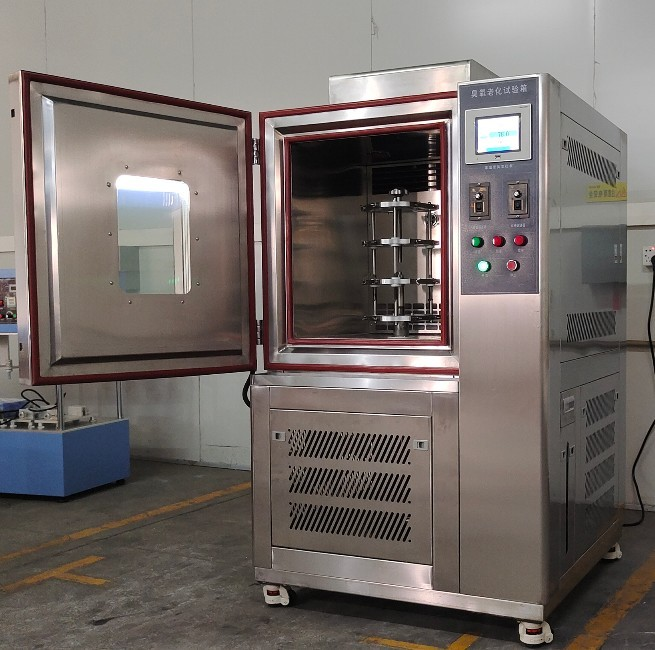 What Are The Effects Of The Ozone Aging Test Chamber On Rubber?
