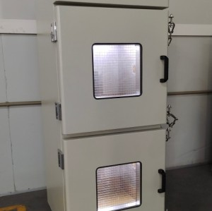 Battery Explosion-Proof Testing Machine丨Dual Anti-Explosion Test Chamber