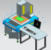 Let's get to know Huda's vision measuring machine