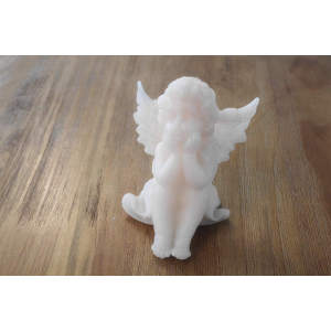 ANGEL LED WAX CANDLE