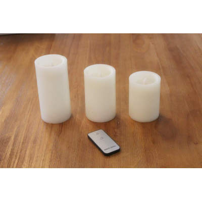 LED WAX CANDLE REMOTE CONTROL