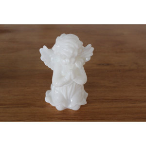 PRAY ANGEL LED WAX CANDLE YH13