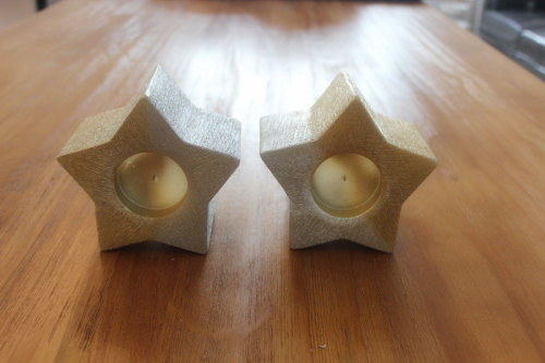 PAINT STAR LED WAX CANDLE YT14
