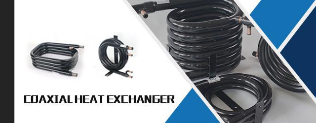 coaxial coil heat exchanger