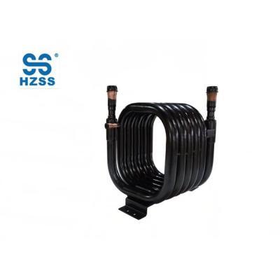 هانغتشو عالية الكفاءة المزدوجة أنابيب النحاس الصلب في أنبوب أنابيب الفحم المحوري لمبادل حراري الكهربائية