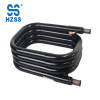 HZSS high resistance higer efficiency tube in tube copper and titanium heat exchanger heat pump marine air conditioner