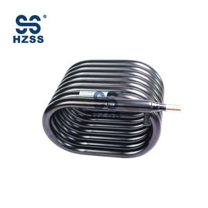 HZSS's WSHP coils are specially made for water source heat pump as evaporator and condenser