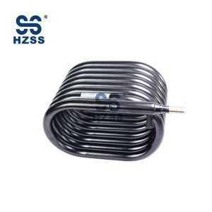 Las bobinas WSHP de HZSS están hechas especialmente para la bomba de calor de fuente de agua como evaporador y condensador