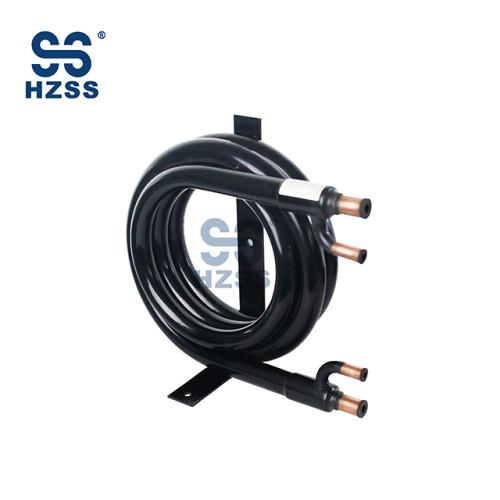 HZSS SS-0075GT WSHP Coils مبادل حراري محوري مكثف ومبخر