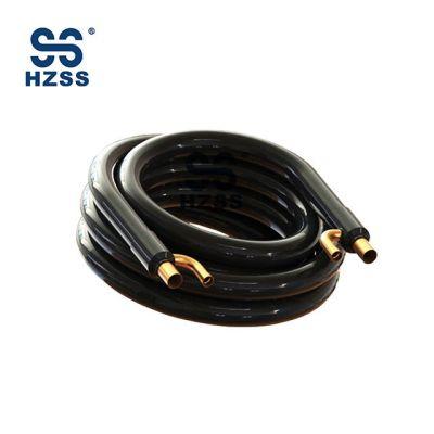 HZSS مبادل حراري محوري SS-0150GT مكثف ومبخر لفائف WSHP