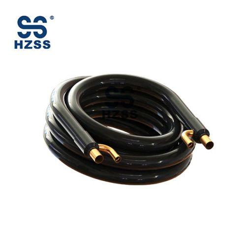 Koaxiální výměník tepla HZSS SS-0150GT Kondenzátor a výparník pro cívky WSHP