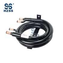 HZSS Condenser & Evaporator for WSHP Coils Coaxial Heat Exchanger