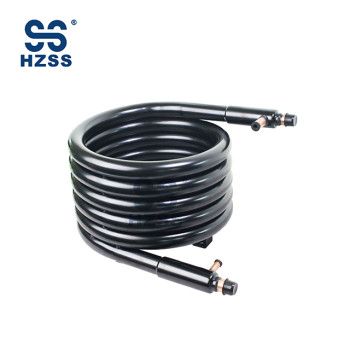 SS-0300GT Coppernikle Stainless Steel HZSS WSHP Coils Coaxial Heat Exchanger