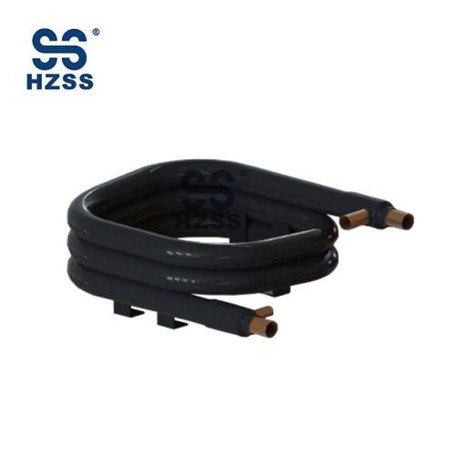 Trombone Dvojitý vinutý helix kondenzátor a výparník pro wshp cívky výrobce hzss hangzhou