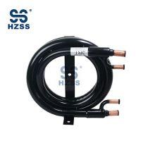 Hangzhou HZSS Copper Titanium Stainless steel Condenser & Evaporator WSHP Coils