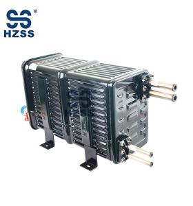 Plastic steel shell and pipe heat exchanger hangzhou hzss manufacturer