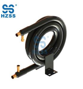 China Hangzhou / high resistance coaxial heat exchanger manufacturers