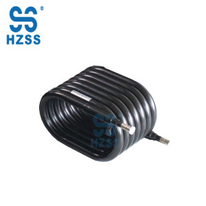 HZSS sainty stainless steel tube small heat exchanger water purifier