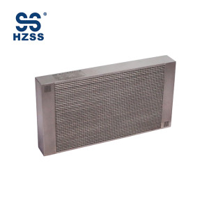 Stainless Steel Micro Channel Heat Exchanger HZSS