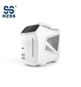 HZSS R&D Portable automatic pulse cole compress system