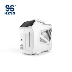 Portable automatic pulse cole compress system