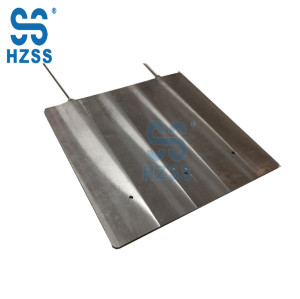 HZSS strong heat transfer ability micro-channel vapor chamber