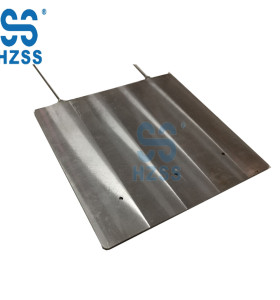HZSS strong heat transfer ability micro-channel vapor chamber