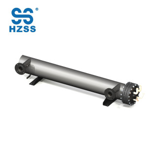 HZSS R&D high efficient shell and tube heat exchanger