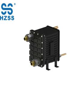 HZSS best price copper tube heat exchanger