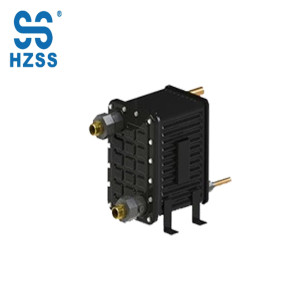 HZSS best price copper tube heat exchanger
