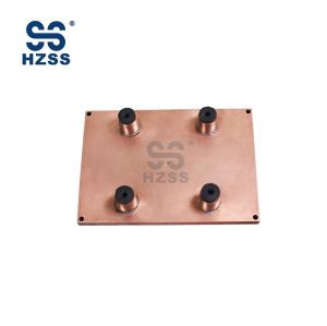 HZSS high pressure micro-channel cold plate heat exchanger