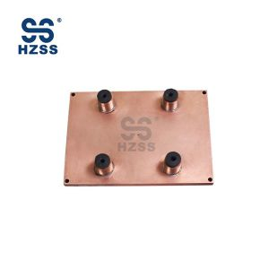 HZSS high pressure micro-channel cold plates heat exchanger