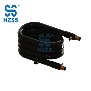 HZSS CE certification spiral tube in tube heat exchganer