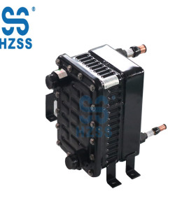 HZSS hot sell durable  shell and tube heat exchanger