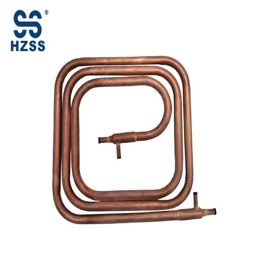 Hangzhou HZSS hot sale copper to copper heat exchanger
