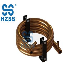 China Hangzhou / circular coaxial heat exchanger price